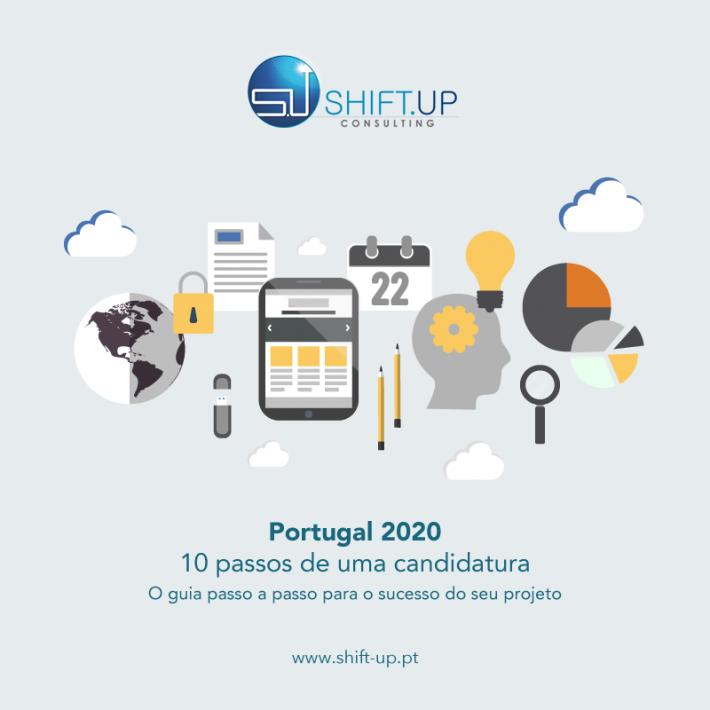 10 passos para uma candidatura Portugal 2020